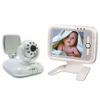 BebeSounds Flat Panel Video and Sound Baby Monitor