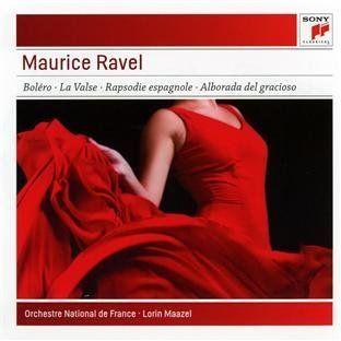 Ravel Bolero/Alborada del gracioso/La Valse/Rhapsodie Espagnole