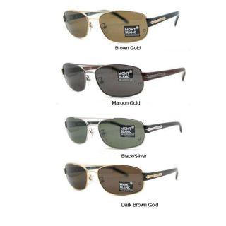 Mont Blanc Womens 176 Fashion Sunglasses