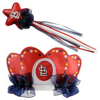 St. Louis Cardinals Princess Tiara Wand Set Today $14.69
