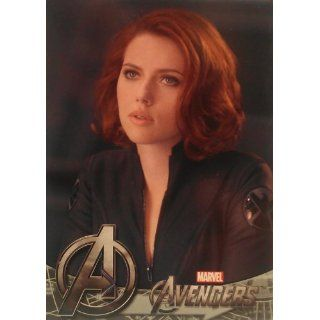 Avengers Assemble Movie 2012 Upper Deck Trading Card   #138   Avengers