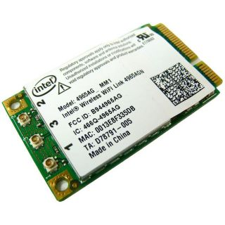 HP 441082 001 54 Mbps 802.11g Mini PCI Wireless Network Adapter