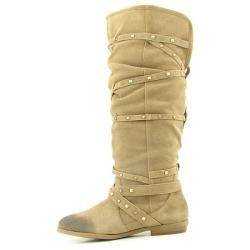 Report Womens Brown Frisco Boots