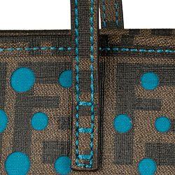 Fendi Signature Zucca Tote Bag