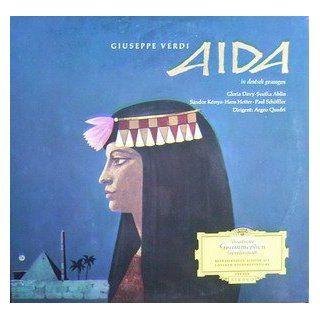 Verdi: Aida (Querschnitt in deutscher Sprache) [Vinyl LP