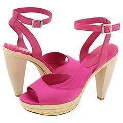 Nine West Casting Pink Leather