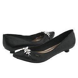Matisse Brandy Black Suede Flats
