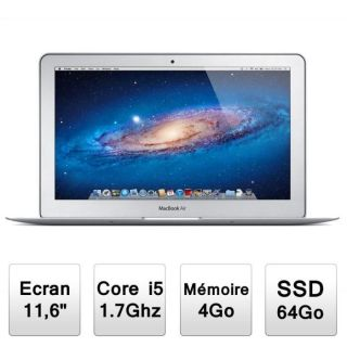 Apple MacBook Air 11 (MD223F/A)   Achat / Vente ORDINATEUR PORTABLE