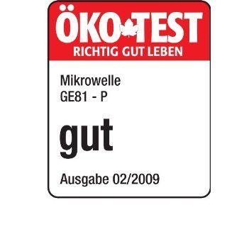 Samsung GE 81P Mikrowelle mit Grill / 850W / Grill 1100 Watt / 23 l