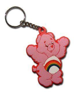 Glücksbärchi Care Bear Kinder Regenbogen Schlüsselanhänger Key