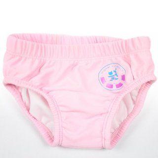 natubini Windel Badehose Flamingo Girl pink aquabini, Gr. 62/68   86
