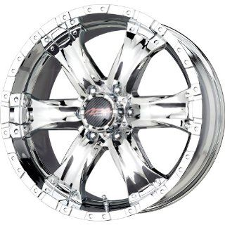 MB Wheels Chaos 6 Chrome Wheel (17x8.5/6x139.7mm)