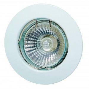 Kit spot encastré Halogène   Spot GU10 230 V encastré Blanc de