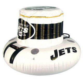New York Jets Floating Cooler