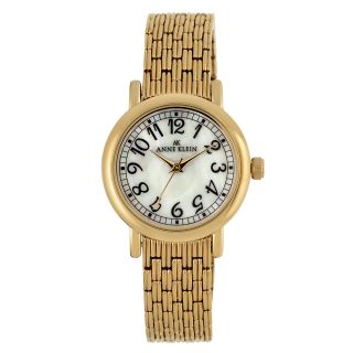 Anne Klein Goldtone Metal Bracelet Watch