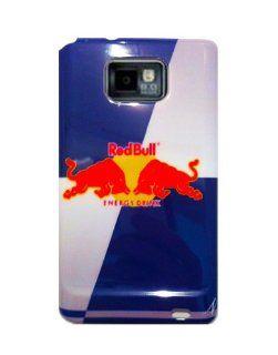 Red Bull Kunststoff Skin Case Schutzhülle FÜR Samsung Galaxy S2 9100