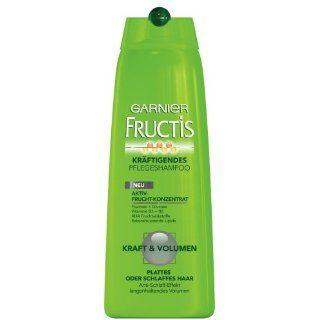 Garnier Fructis Shampoo Kraft & Volumen, 250 ml Drogerie