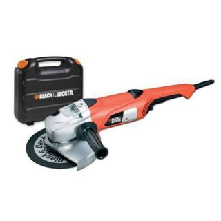 BLACK & DECKER Meuleuse dangle 230mm 2000W   Achat / Vente MEULEUSE