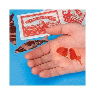 Fortune Telling Fish 3 3/4 (144 pcs per Unit): Everything Else
