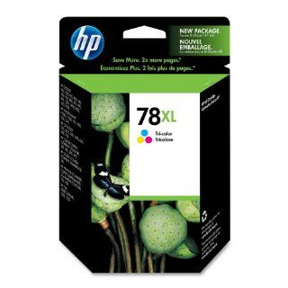 Tri Color Ink Cartridge C6578AN#140 in Retail Packaging Electronics