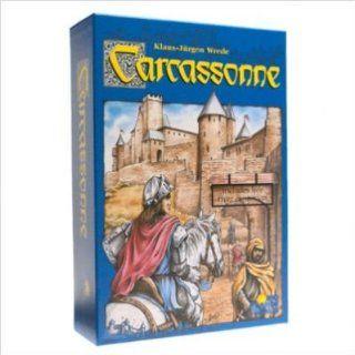 Rio Grande Games 4098395 Carcassonne Board Game Toys