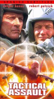 Tactical Assault [VHS] Rutger Hauer, Robert Patrick