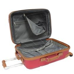 Beverly Hills Country Club Classic 21 inch Spinner Suitcase