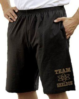 The Big Bang Theory   Team Sheldon Bermuda Short M   XXL