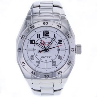 Sector Mens Race Stainless Steel Watch