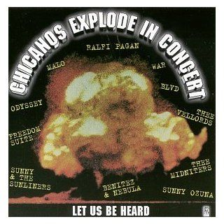 Chicanos Explode in Concert le: Musik