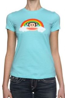 Paul Frank T Shirt RAINBOW MONKEY Bekleidung
