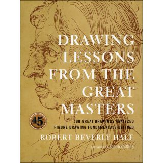 Watson Guptill Books Drawing Lessons From The Great Masters Today $23