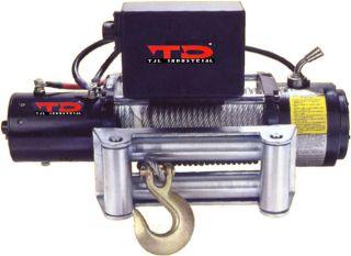 TD Industrial Heavy Duty Truck Winch (8500 lb. Rating)