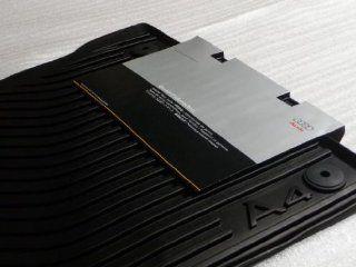 Audi Original Gummifussmatten A4 8K vorn Auto