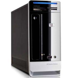 New HP Pavilion 2.4GHz Athlon Desktop Computer