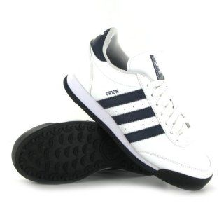 Adidas Orion 2 J White Blue Youth Trainers Schuhe