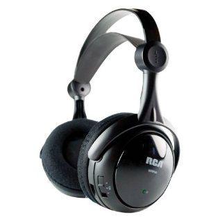 RCA WHP141B 900MHZ Wireless Stereo Headphones Electronics