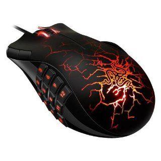 Razer Naga Special Edition Molten Gaming Maus Computer