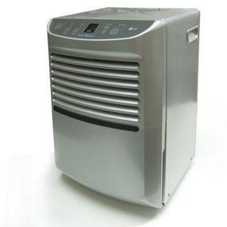 LG RLD450EAL 45 pint Low Temperature Dehumidifier (Refurbished