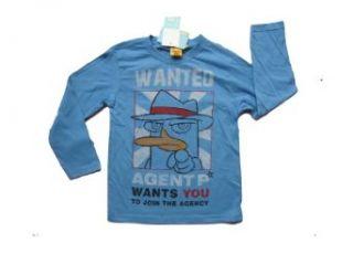 Phineas und Ferb Agent P. Perry das Schnabeltier Shirt