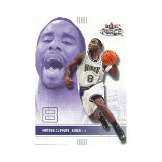 2001 02 Fleer Force #146 Mateen Cleaves: Collectibles