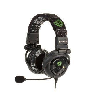 Skullcandy Kopfhörer Combat GI SGS Xbox, Green / Black