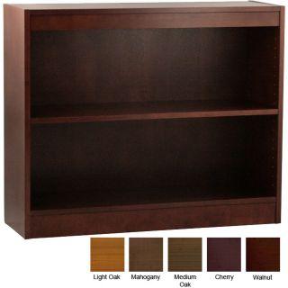 Ergocraft Laguna 2 shelf Wood Veneer Bookcase Today $124.99 4.0 (23