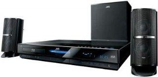 JVC NX BD 3 2.1 Blu Ray Heimkinosystem schwarz Elektronik