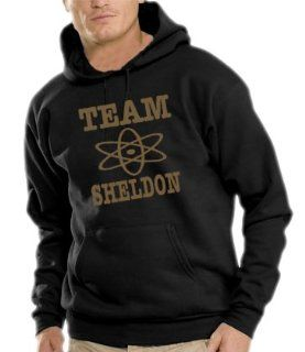 The Big Bang Theory   Team Sheldon Kapuzen Sweatshirt   Pullover S