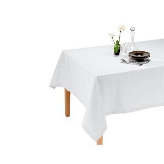 250 cm   Achat / Vente NAPPE DE TABLE Nappe Candy Blanc 150 x 250