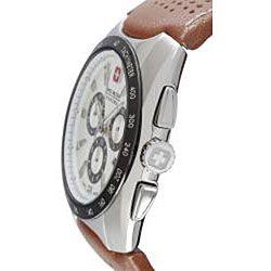 Swiss Military Hanowa Mens Challenger Chronograph Watch