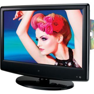 Gpx TDE1380B TV/DVD Combo 720p 1280x800 HDMI LED LCD TV (Refurbished