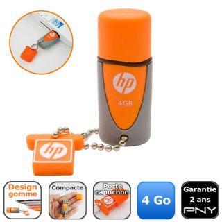 HP v245o USB Flash Drive 4 Go   Achat / Vente CLE USB HP v245o USB