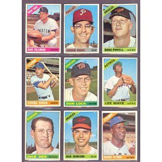 1966 Topps #148 Bob Johnson Orioles (EX/MT): Collectibles